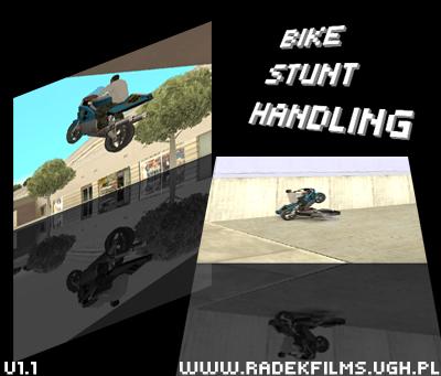 Gta san andreas bike stunt mod download apk