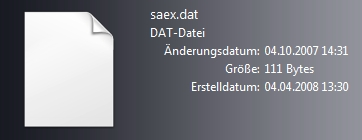 SAEX.DAT for GTA United Beta 1.0