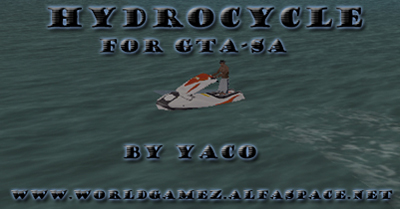 Hydrocycle