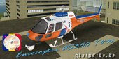 Eurocopter As-350 TV Neptun