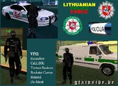 Lithuanian Police Force