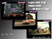 GTA IV Menu -Backgrounds