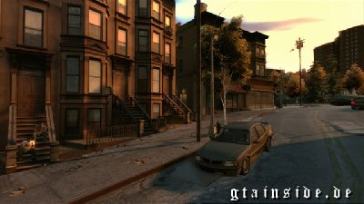 GTA IV Trailer I