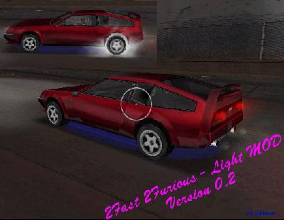 2Fast 2Furious -Light MOD