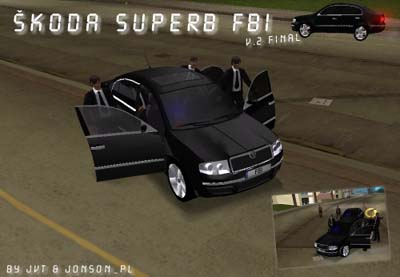 Skoda Superb 2.2 FBi v.2 final
