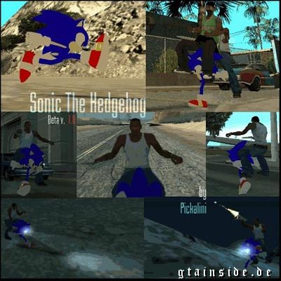 Sonic the Hedgehog Beta v. 1.0