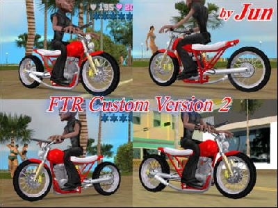 FTR Custom Version 2