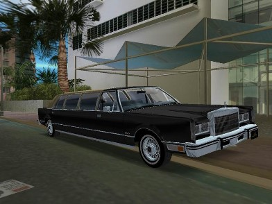 Lincoln Town Car Eagle '86