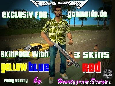 Party Tommy Skinpack