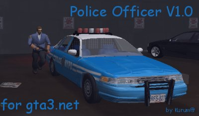Gta 3 Blue Police Car Mod - ▷ ▷ PowerMall