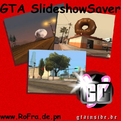 GTA Slideshowsaver by VCC