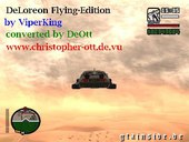 DeLorean Flying-Edition