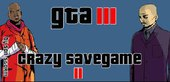 Crazy Savegame 2