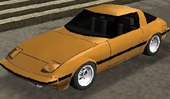Mazda RX-7 Savanna (Beta)