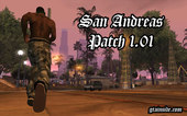 San Andreas Patch 1.01