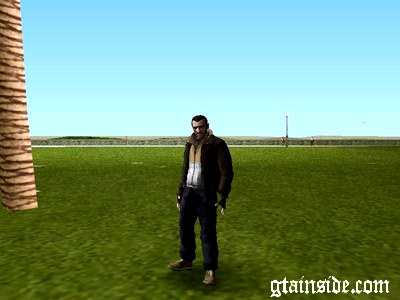 Niko Bellic (HD)