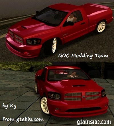 GTA San Andreas Dodge - Mods and Downloads - GTAinside com