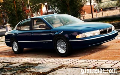 1994 Chrysler New Yorker LHS