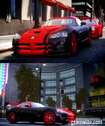 2009 Dodge Viper SRT-10 ACR v2.0