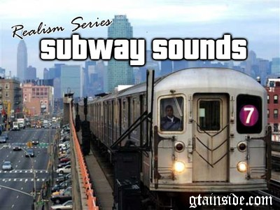 Realism Series - Subway Sounds