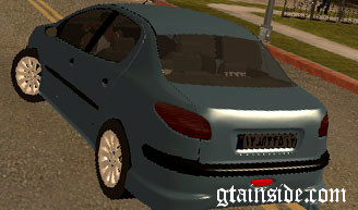 GTA San Andreas Peugeot - Mods and Downloads - GTAinside com