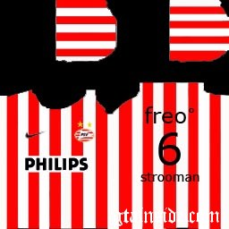 PSV Shirt Strootman