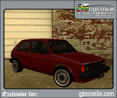 VW Rabbit GTI