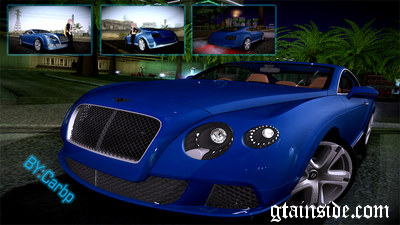 2010 Bentley Continental GT V1.0