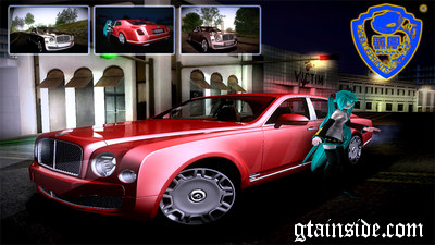 2010 Bentley Mulsanne V1.0