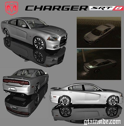 2012 Dodge Charger SRT-8 V1.2