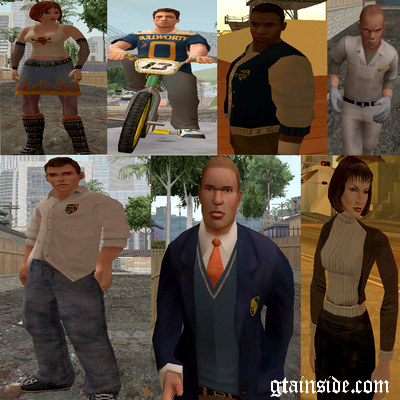 Bully Scholarship Edition Pack 2