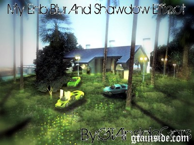 Enb Series Blur And Shadow Effect