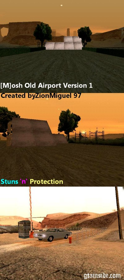 Mosh Old Airport v1