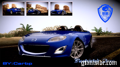 2009 Mazda MX5 Miata Superlight V1.0