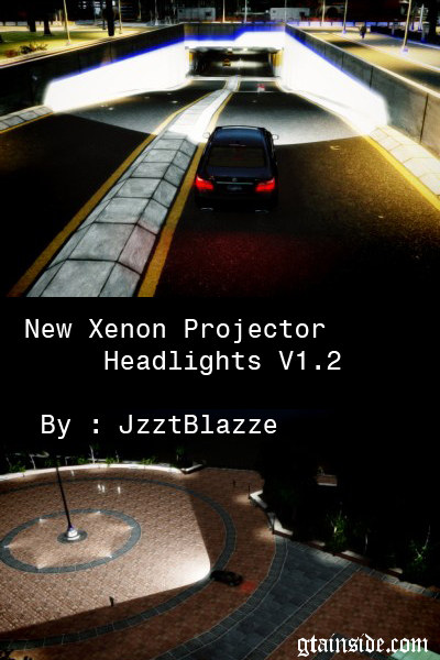 New Xenon Projector Headlights V1.2