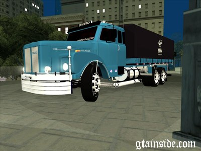 Scania 111s Jacare Truck