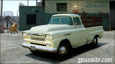 1958 Chevrolet Apache Used