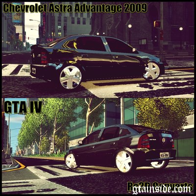 Chevrolet Astra Advantage 2009