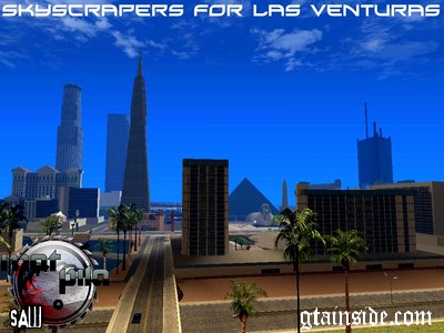Skyscrapers for LV