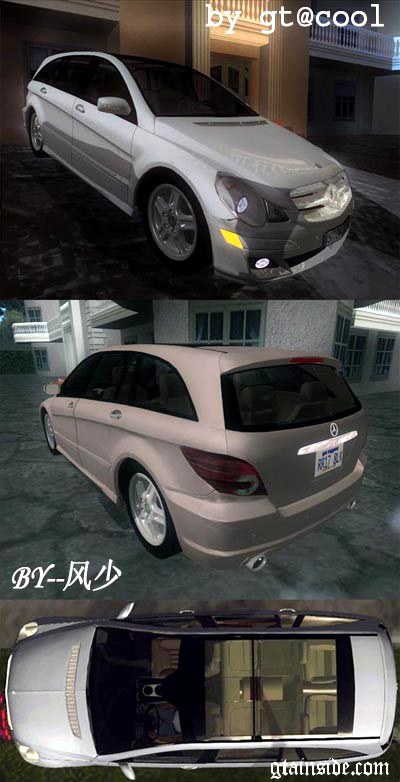 GTA San Andreas Mercedes-Benz - Mods and Downloads ...