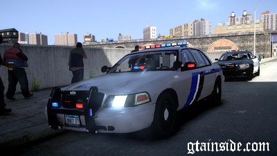 LC Sheriff Ford Crown Victoria [ELS]