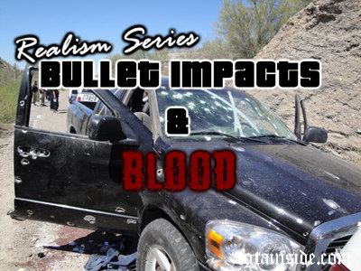 Realism Series - Bullet Impacts & Blood