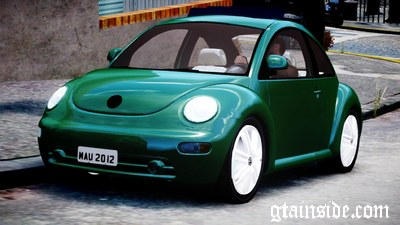 2003 VW New Beetle