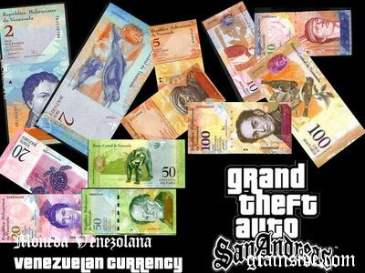 Venezuelan Currency