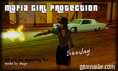 Mafia Girl Protection