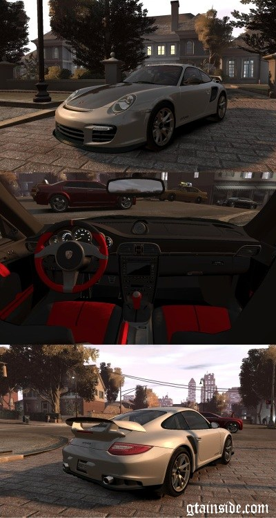 gta 4 2012 porsche 911 gt2 rs mod. Black Bedroom Furniture Sets. Home Design Ideas