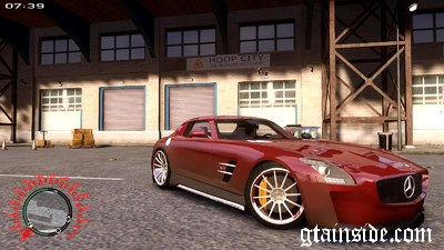 Mercedes Benz SLS Threep Edition [EPM]