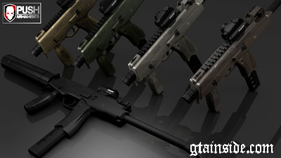 Tactical MP9 Plus Options