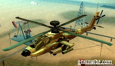 ah64d longbow apache - Helicopter Mod
