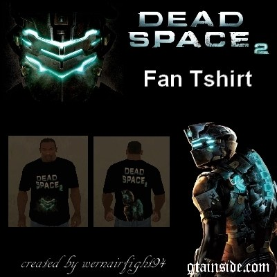 Dead Space 2 Fan T-Shirt